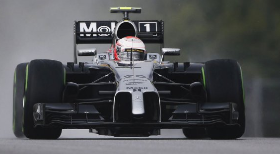 Kevin Magnussen: Jeg er optimist! Kevin Magnussen, McLaren, Bahrain, TV3+, Formel 1