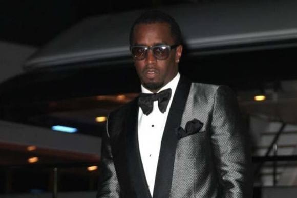 P Diddy anholdt for voldeligt overfald! p diddy, puff daddy, sean combs