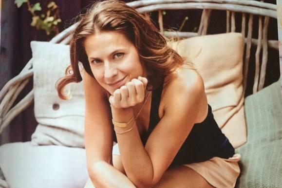 Andrea Rudolph: Stenrig på skønhed! andrea elisabeth rudolph, claus møller jacobsen, vild med dans