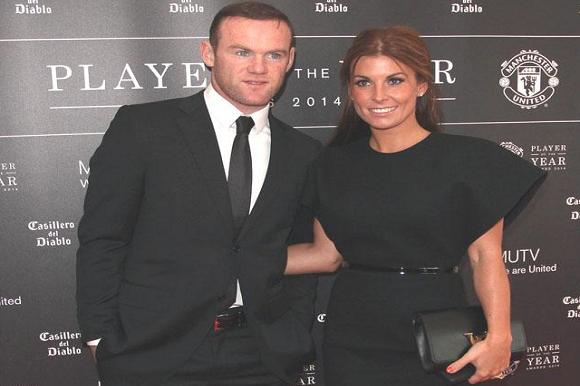 Rooneys gravide kone smider ringen! Wayne Rooney, gravide, kone, uden, ringen