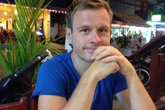 Se dansk komikers vilde forandring! Christian Fuhlendorff