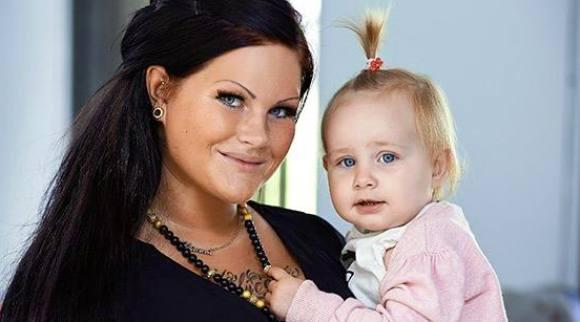 De unge mødre: Nanna er single! De unge mødre, Nanna, single, jonas dahl