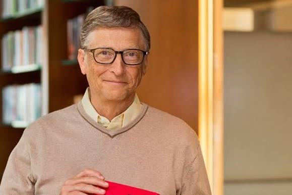 Liste: Verdens 10 rigeste mennesker! bill gates