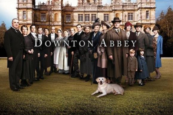 Skuespiller skyld i Downton Abbey-stop! downton abbey, maggie smith