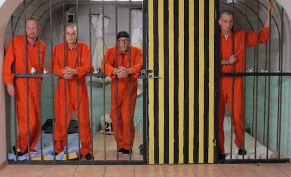 DR3 sender 15 mænd i fængsel! ond ondere ondest, DR3, eksperiment DR