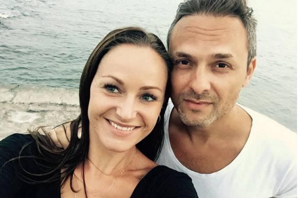 Noam fortrød tv-frieri men blev gift! Vild med Dans, Katrine Bonde, Noam Halby, gift