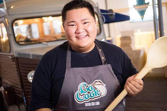 Bagdyst-Micki træt af kager! Micki Cheng, De store bagedyst, træt, kager