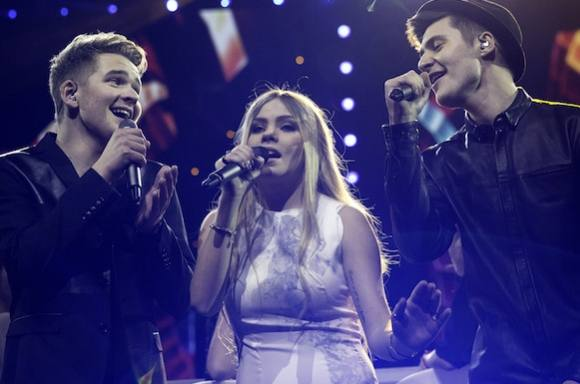 X Factor-trios karriere i lynudvikling! Ivarsson, Bang og Neumann, x factor
