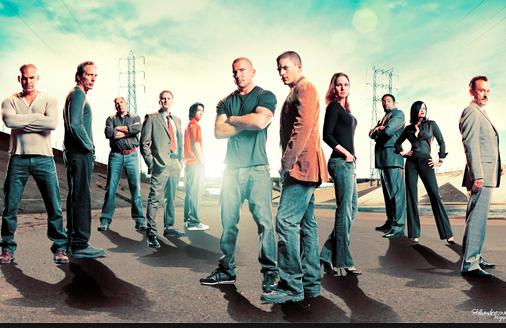 Kult-serie vender tilbage! prison break
