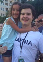 Børnene elsker Lukas Graham! Lukas Graham, 7 years, mama said, tour