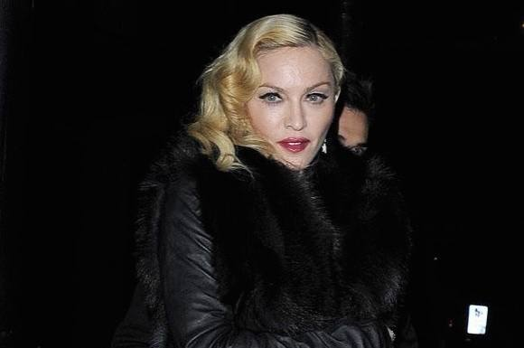 Madonna: Jeg datede rapperen Tupac! madonna, tupac shakur