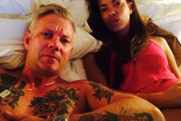 Casper C. i slagsmål over sin kone! casper christensen, isabell friis-mikkelsen