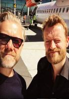Casper og Frank laver ny film! Casper Christensen, Frank Hvam, film