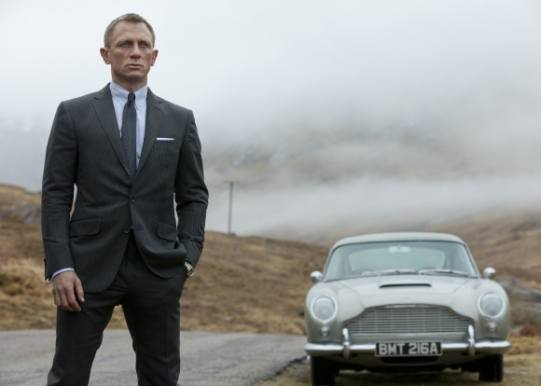 34 millioner ikke nok for Daniel Craig! Daniel Craig, Sony, James Bond