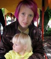 Natascha Linea: Det skal barnet hedde! natascha linea, de unge mødre