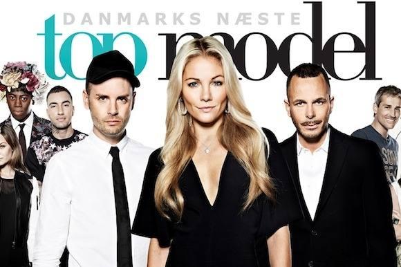 Stjerner i 'Danmarks næste topmodel'! kanal 4, danmarks næste topmodel