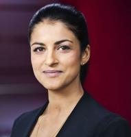 Kim Bilds�e Lassen dater TV 2-kollega! kim bilds�e lassen, divya das, dr, tv 2