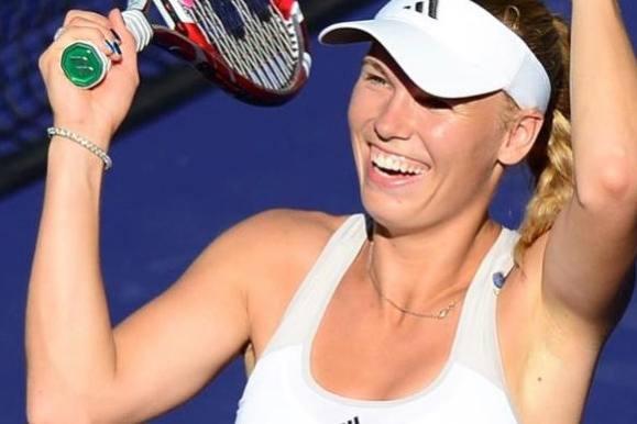 Sådan! Wozniacki klar til semifinalen! caroline wozniacki, tennis
