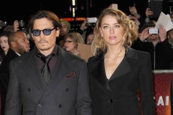 Johnny Depp skal giftes... igen! johnny depp, amber heard