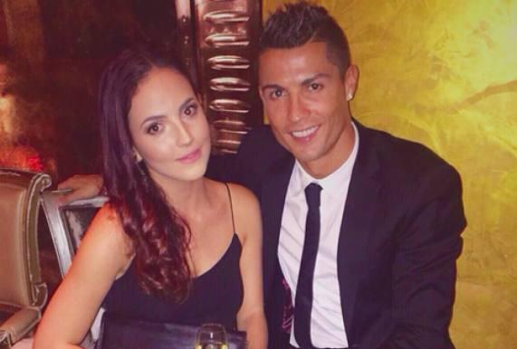 Ny dame: Ronaldo dropper dansk model! cristiano ronaldo