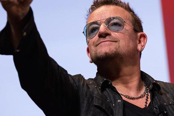 Bono: Derfor går jeg med solbriller! bono, u2