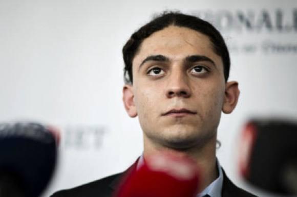 Yahya Hassan anholdt for skyderi! Yahya hassan, skyderi, aarhus