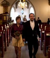 Morgen-vært er blevet gift! ida wohlert, tv 2