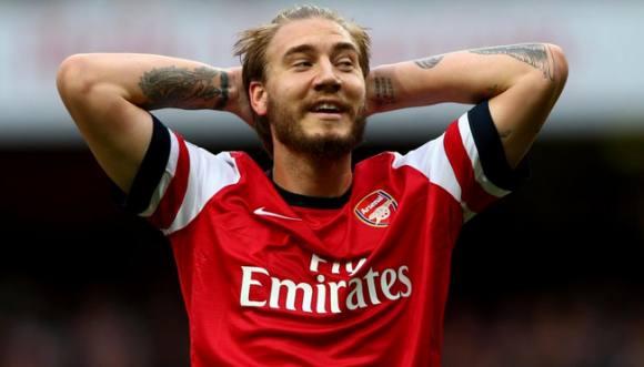 Bendtner tæt på en ny klub! Nicklas Bendtner, Arsenal, lorte, angriber
