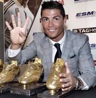 Gulddrengen Ronaldo: Så stor er formuen! cristiano ronaldo, real madrid
