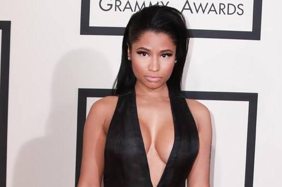 Eksen deler nøgenfotos af Nicki Minaj! nicki minaj, safaree samuels