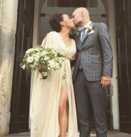 Szhirley gift i weekenden! szhirley, mads møller