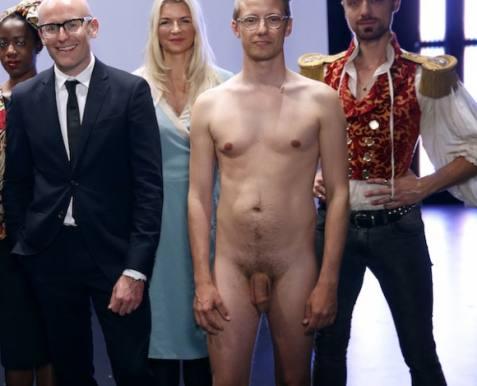 Autrær modeuge på DR K dr, modeuge, Chris Pedersen, Christian Grau, Kate moss,
