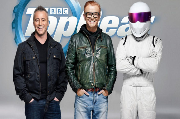 Kæmpe skandale i Top Gear! Matt LeBlanc, Top Gear