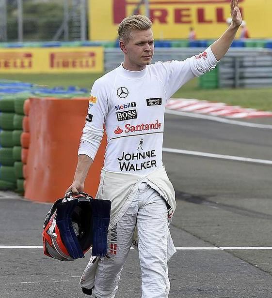 Kevin smadrede Button i kval'en! Formel 1, Kevin Magnussen