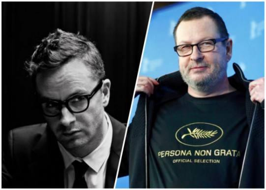 Instruktør-krig i Cannes! Nicolas Winding Refn, Lars Von Trier, The neon demon, cannes film festival