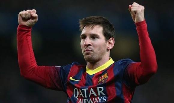 Se Messis 10 utrolige rekorder! Messi, rekorder