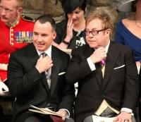 Adele skuffede Elton John! Adele, Elton John