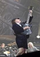 Rockstjerne risikerer at blive døv! AC/DC