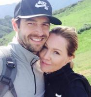 Beverly Hills-stjerne skal giftes! beverly hills 90210, jennie garth
