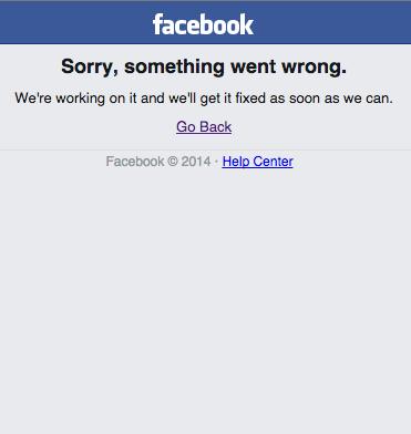 Hackerangreb: Facebook nede globalt! facebook, instagram, tinder