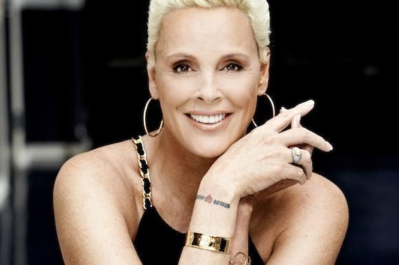 Hollywood-stjerne får dansk talkshow! gitte nielsen, brigitte nielsen, sylvester stallone