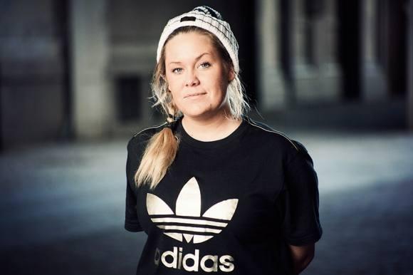 Linda P i forhold med Anders Grau! Linda P, kæresten, Anders Graug, Zulu Comedy Galla