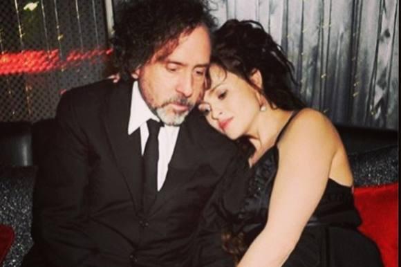 Hollywood-par er gået fra hinanden! helena bonham carter, tim burton, hollywood