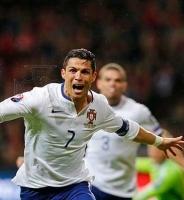 Ronaldo s�nker Danmark i overtiden! fodbold, em
