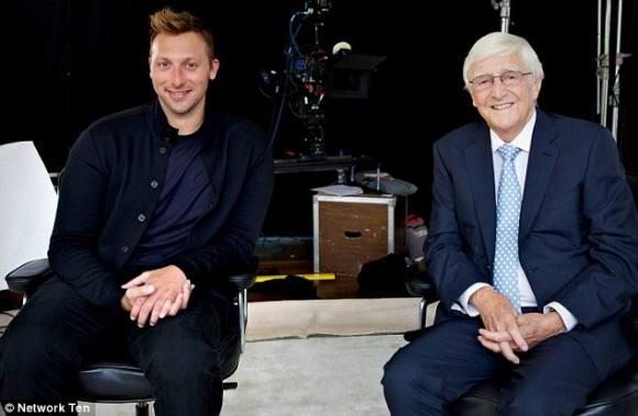 Verdensstjerne sprang ud af skabet i Tv-show ! ian torpe, parkinson, bbc,