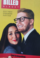 Komiker skal giftes! Nikolaj Stokholm, Isabella Jøhnke, giftes