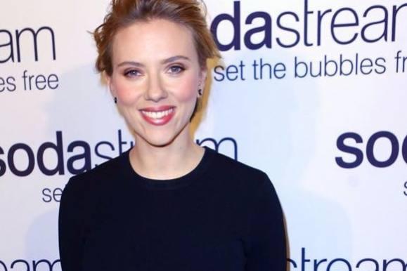 Scarlett Johansson hemmeligt gift! scarlett johansson, hollywood