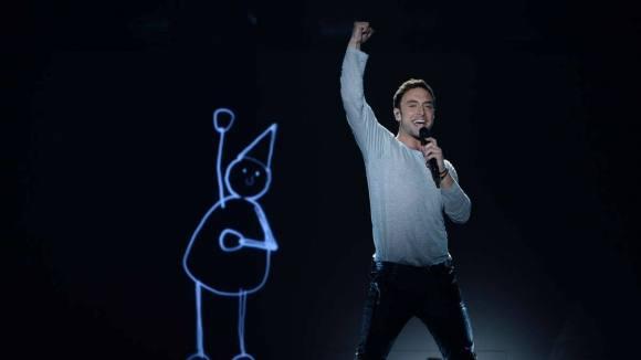 Nervepirrende svensk sejr i Wien! Eurovision, Eurovision 2015, Måns Zelmerlöw