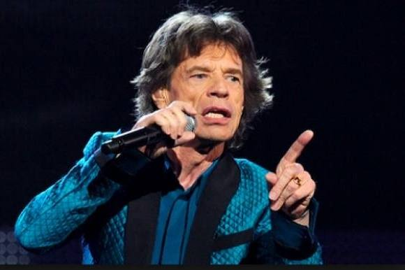 Mick Jagger far for ottende gang! Mick Jagger, Melanie Hamrick, far, ottende