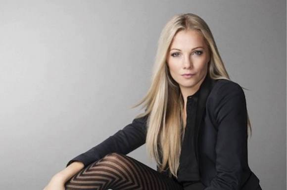 Caroline Fleming presset til at lave tv! Caroline Fleming, presset, tv, Ladies of London